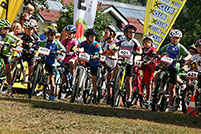 Flachau Kids Race am 10. August