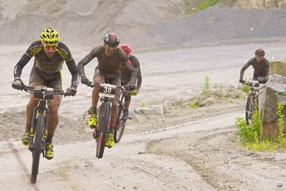 Alban Lakata - Granitmarathon Kleinzell 2015
