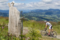 Bike Marathon Stattegg - Gipfelsturm (Foto: Erwin Haiden, bikeboard.at)