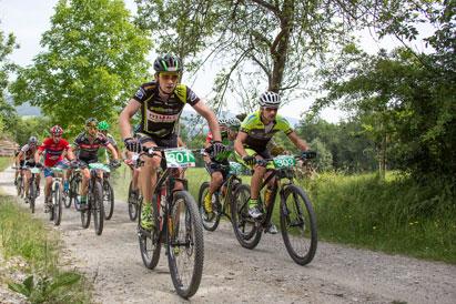 MTB Marathon Pöllau (Foto: pressfoto.at/Markus Tobisch)