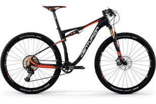 Teste Centurion Bikes am Trophy Wochenende