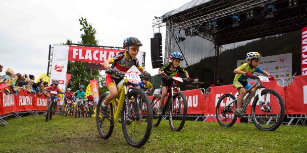 Kids Race Flachau 2017 (Foto: Bike Night Flachau)