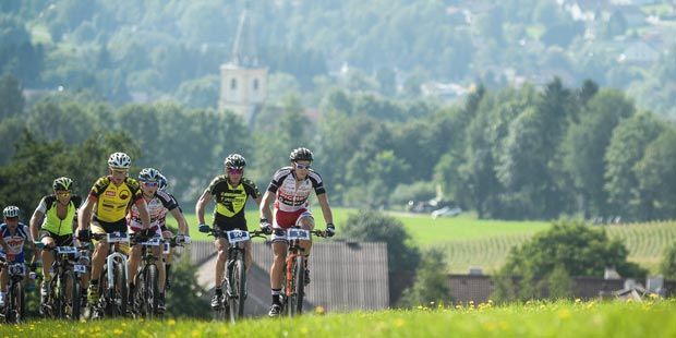 Bike the Bugles Krumbach (Foto: Bernhard Glessing, Sportograf)