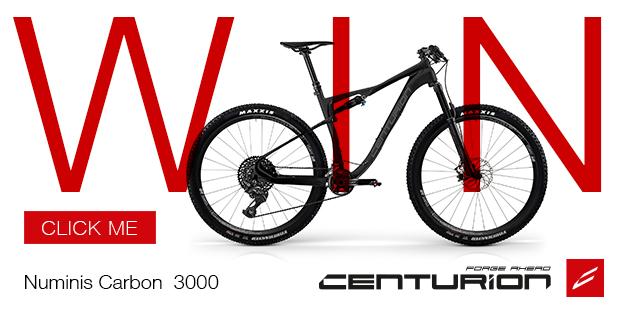 Anzeige Centurion Numinis Carbon 3000 2018