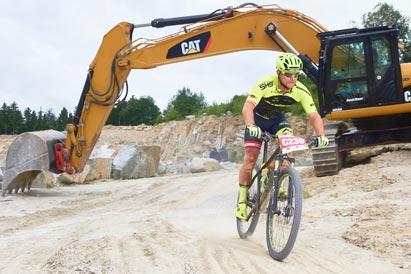Granitmarathon Kleinzell (Foto: Mathias Lauringer)