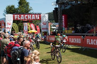 Flachauer Kids Race endet mit strahlenden Gesichtern