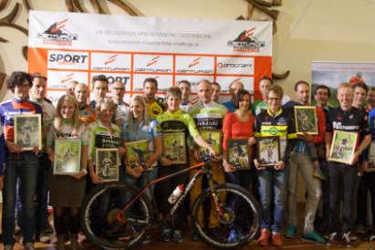 Siegerehrung 2017 / Gesamtsieger (Foto: Peter Perstl)