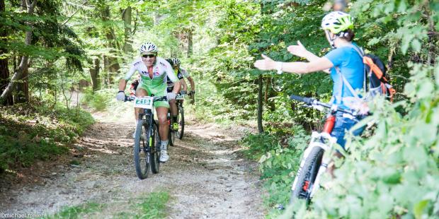 Bike the Bugles Krumbach (Foto: Michael Freiler)