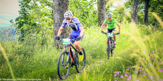 MTB-Marathon Naturpark Pöllauer Tal (Foto: Michael Pretterhofer)