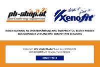 Anzeige Xenofit