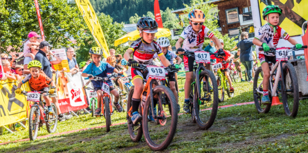 Kids Race Flachau 2019 (Foto: Bike Night Flachau)