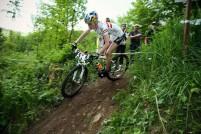 Lisi Osl gewinnt Bike-Opening
