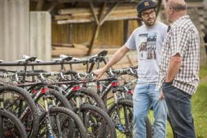 17. und 18. Oktober: CENTURION Bike-Test in Obertraun