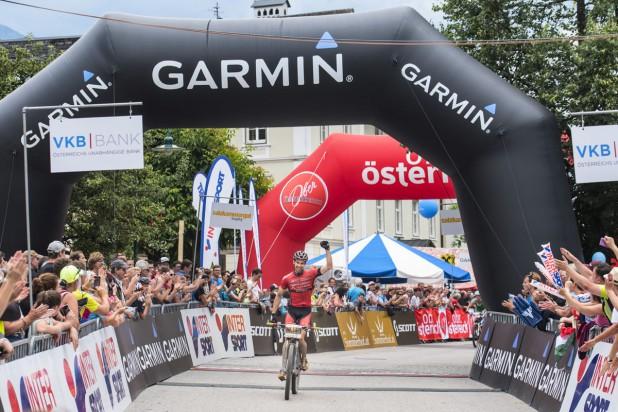 Andreas Seewald gewinnt die Trophy (Foto: Marc Schwarz)