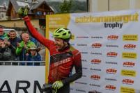 Konny Looser gewinnt zum ditten Mal in Folge die Salzkammergut Trophy (Foto: Erwin Haiden)