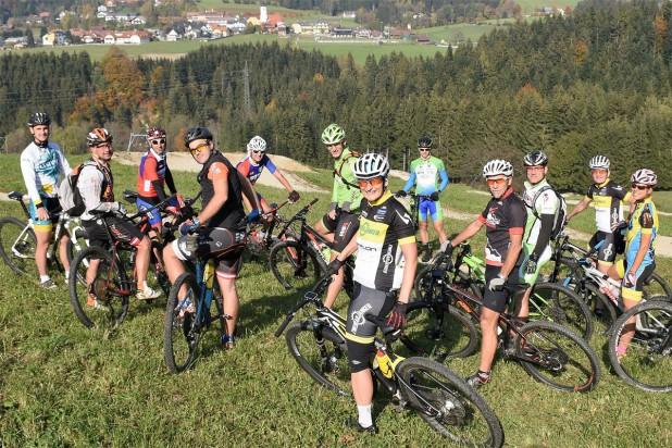 Challenge Schlussveranstaltung - Touren im Naturpark Pöllauertal