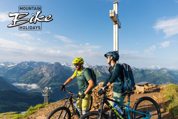 Mountain Bike Holidays - dein Premium Bike Urlaub