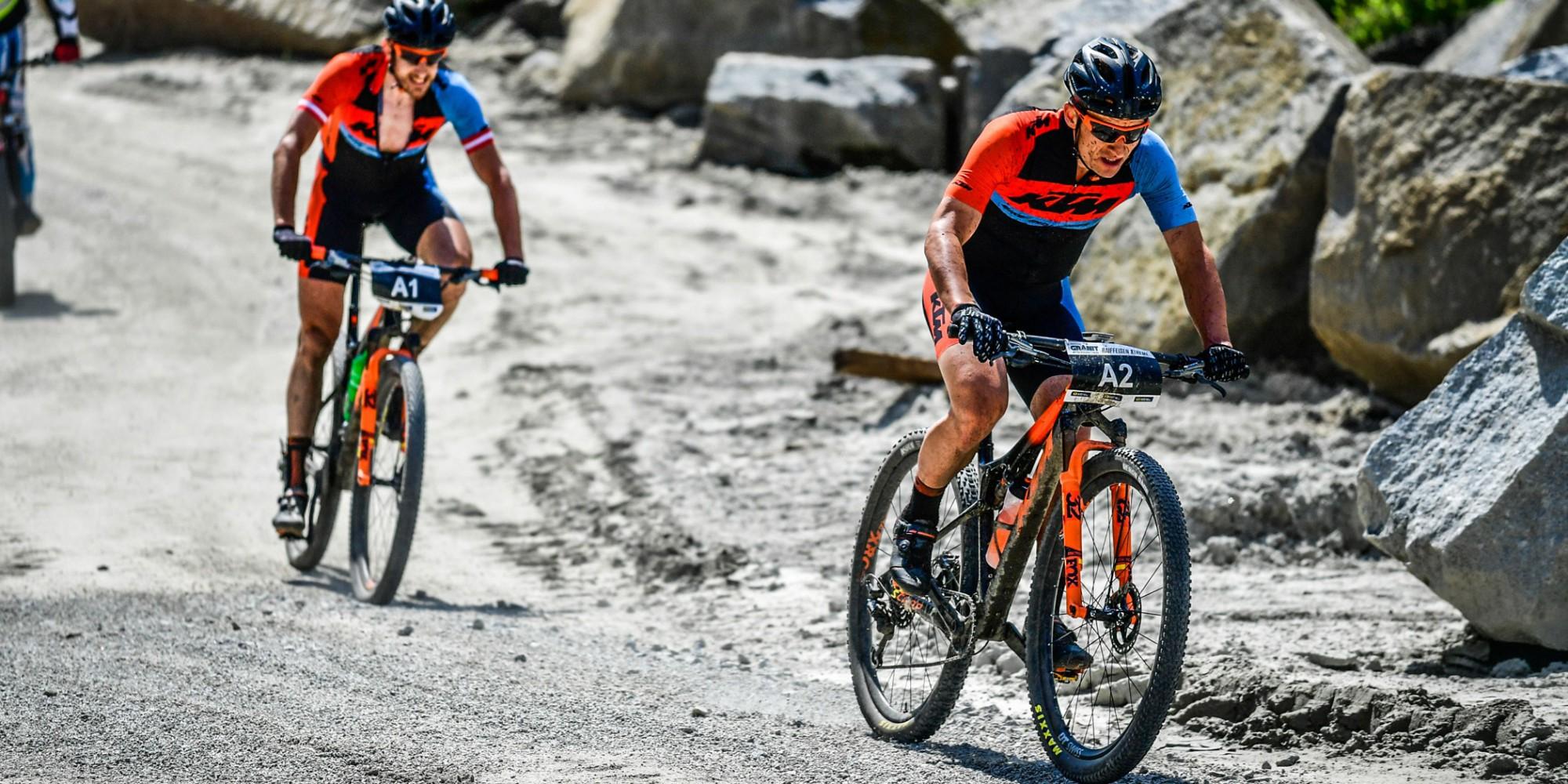 Granitmarathon Kleinzell (Foto: sportograf)