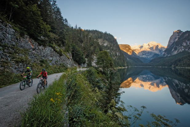 Berge Seen eTrail (Foto: Erwin Haiden)