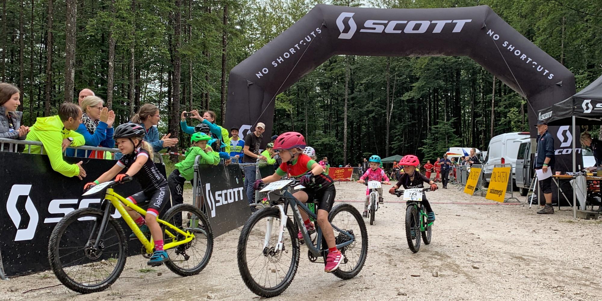 Junior Challenge BSFZ Obertraun (Foto: MTB Club Salzkammergut)