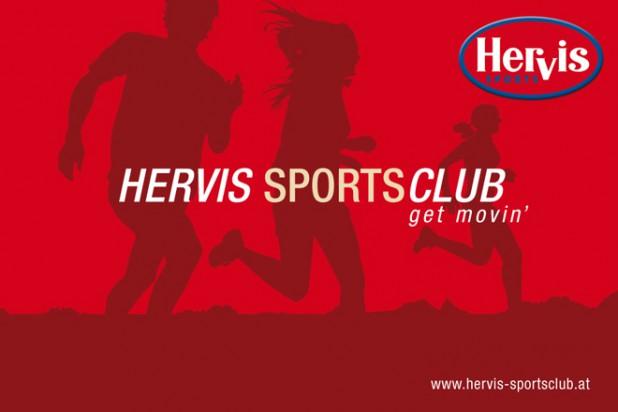 Clubkarte Hervis SportsClub