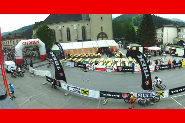 14. Voralpen MTB-Marathon in St. Veit/Gölsen