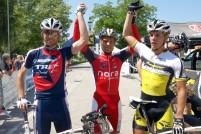 Eisenwurzen Marathon Strahlende Sieger in Garsten